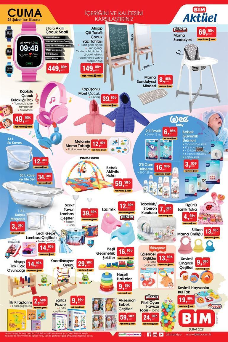 İndirimli ürünler SATIŞTA BİM aktüel kataloğunda bu hafta hangi indirimli ürünler var BİM saat kaça kadar açık