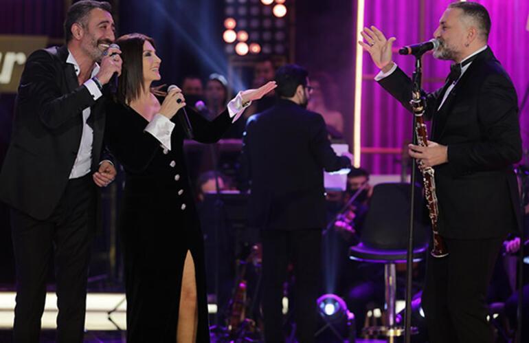 Kanal D'de Şarkılar Bizi Söyledi