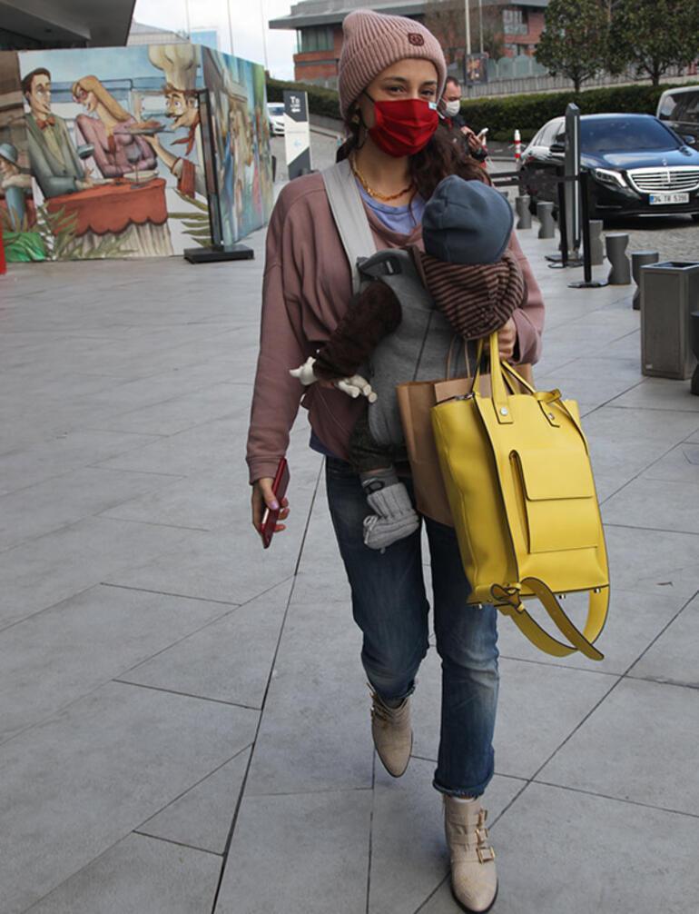 Cansu Tosun: Marselle alışverişe çıktık