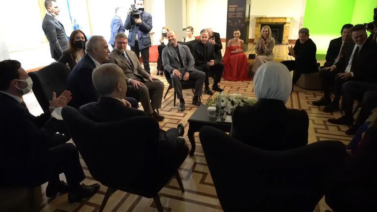 Hollywood yıldızları Cumhurbaşkanı Erdoğanın doğum gününü kutladı