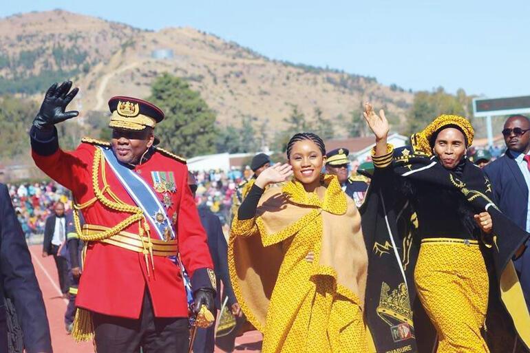 Türkiyeden dikkat çeken anlaşma Lesoto ile...