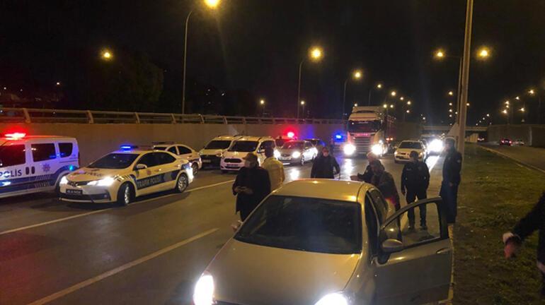 Ekip aracına çarparak kaçan alkollü sürücü kendini böyle savundu