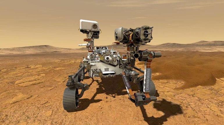 NASAnın Mars misyonunda Türk imzası: Prof. Dr. Behçet Açıkmeşe