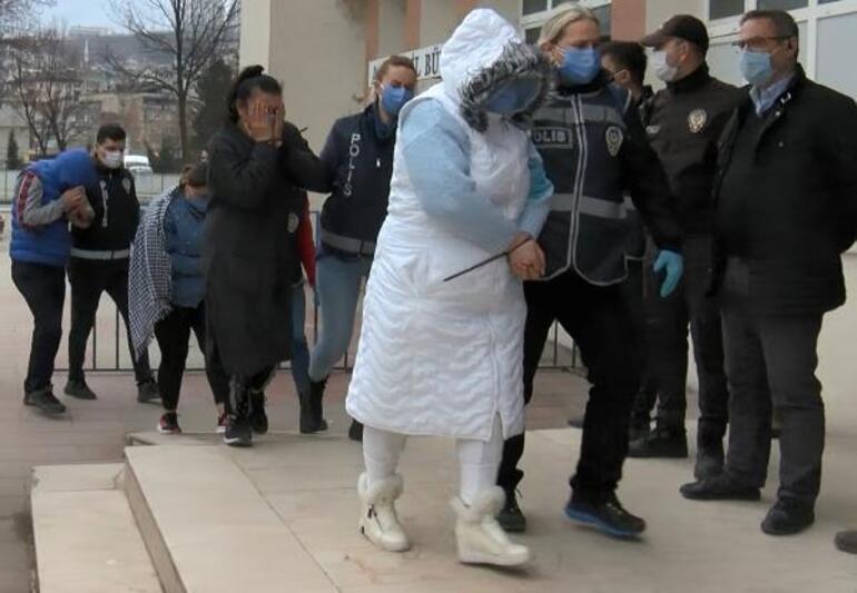Orduda fuhuş baskını 12 kişi evde yakalandı