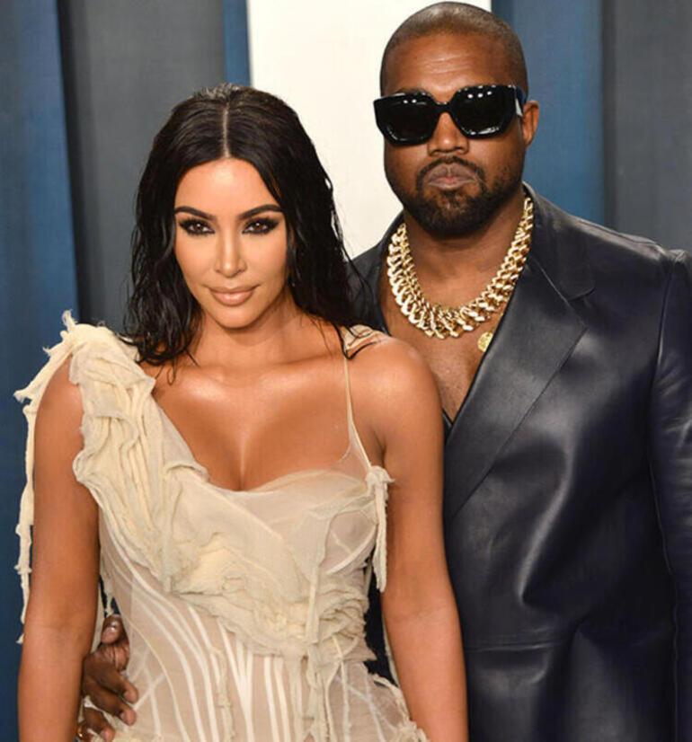 Kim Kardashian ve Kanye Westin boşanma nedeni