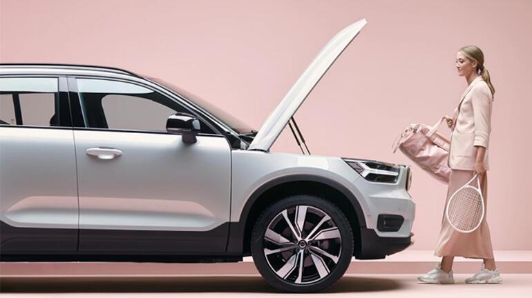Volvodan da yeni bir hedef geldi: 2030da tamamen geçecek