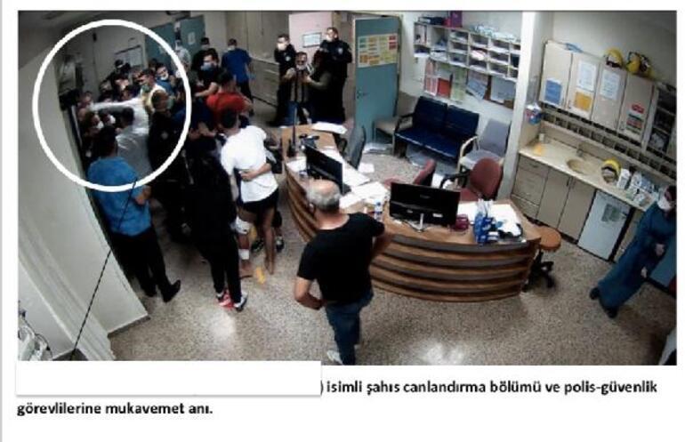 Hastanede kaydedilen görüntüler tepki çekmişti Cezaları belli oldu