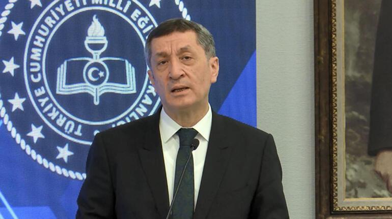 Flaş yüz yüze eğitim paylaşımı Milli Eğitim Bakanı velilerimize bilgi vereyim deyip duyurdu