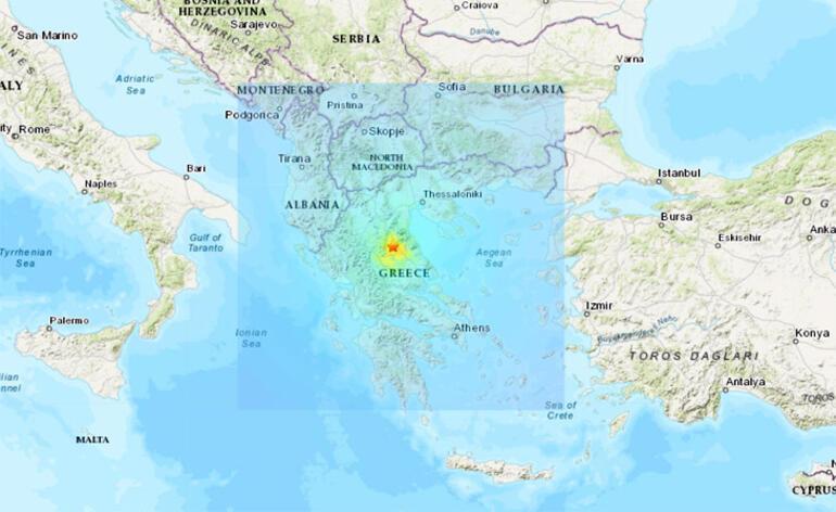 Son dakika Alarma geçtiler 6.3ten sonra yeni deprem olabilir...