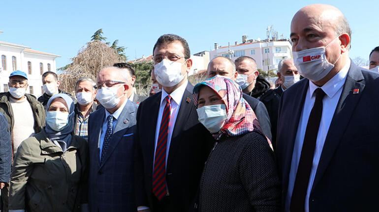Ekrem İmamoğlu: Türkiyenin her konusuna yerel yönetimler muhataptır