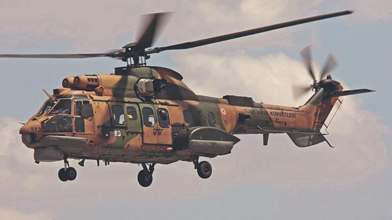 Cougar tipi helikopterlerde 4üncü kaza