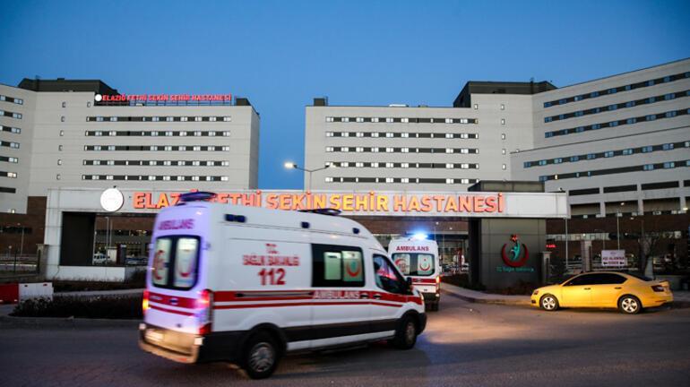 Bitliste şehit olan 11 askeri personelin naaşı Elazığa getirildi