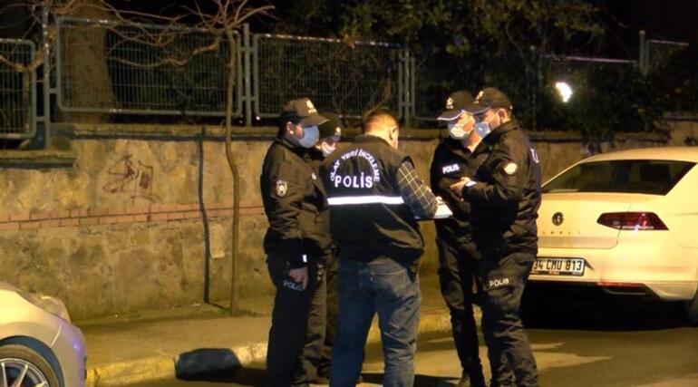 Canını zor kurtardı İstanbulda korku dolu gece