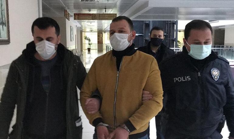 Son dakika... Samsunda eski eşini döven İbrahim Zarap tutuklandı