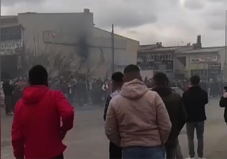 Ankarada drift partisinde kullanılan 26 araç trafikten men edildi