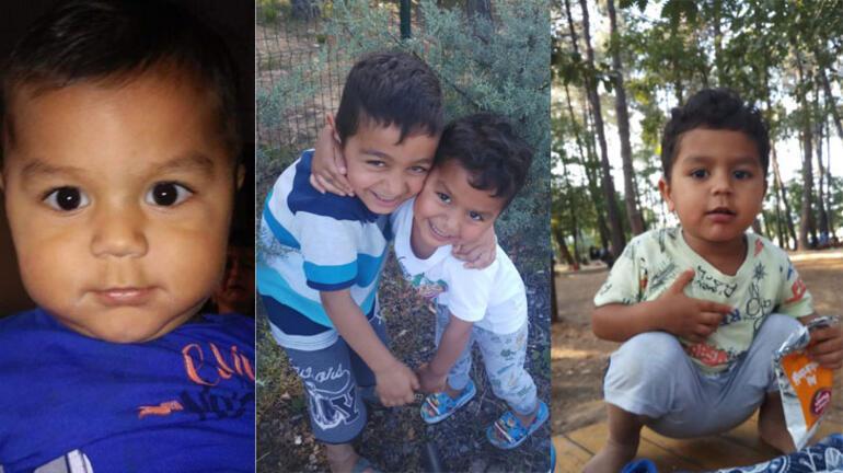 Çekmeköyde inşaatta ölen 2 çocuğun son görüntüleri ortaya çıktı