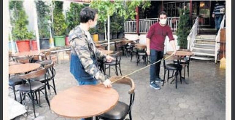 İnşaatlar mı yoksa  restoranlar mı daha riskli