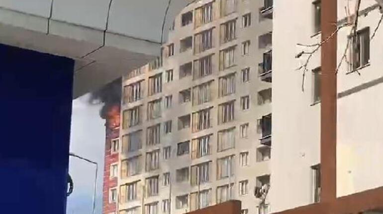 Son dakika... İstanbulda korku dolu anlar Üç ilçede yangın