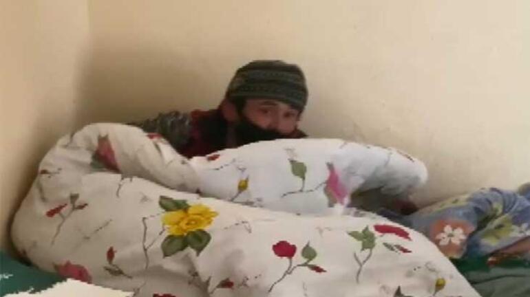 Son dakika haberi: Esenyurtta eve giren hırsız battaniyenin altında yakalandı