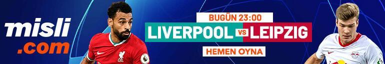 Liverpool - RB Leipzig maçı Tek Maç ve Canlı Bahis seçenekleriyle Misli.com'da