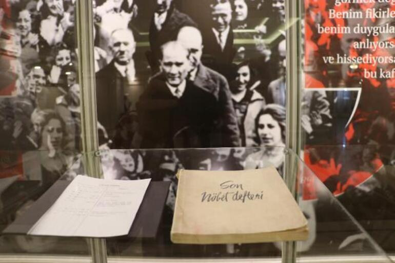 Son dakika Atatürkün sağlık raporları ortaya çıktı