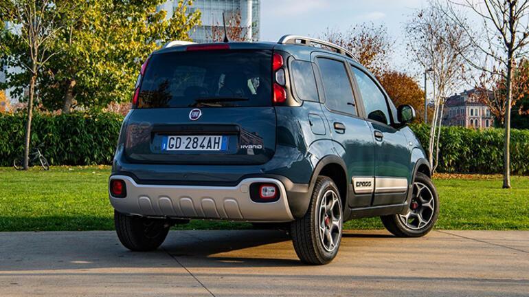 Fiat Panda hibrit motor seçeneği ile Türkiye'de