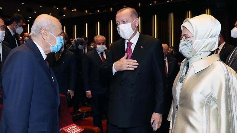 Son dakika: Cumhurbaşkanı Erdoğan: İstiklal Marşı 84 milyonun ortak paydasıdır
