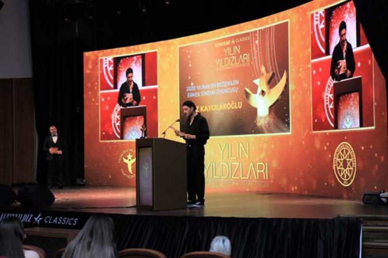 2020 Yılın Yıldızları Ödülleri sahiplerini buldu