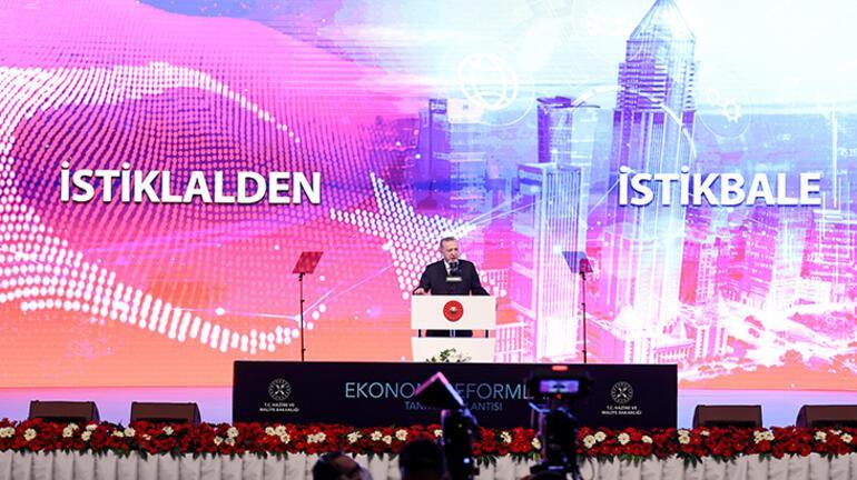 Son Dakika Haberi: Cumhurbaşkanı Erdoğan, Ekonomi Reform Paketini açıkladı İşte tüm ayrıntılar...