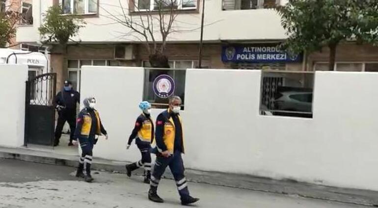 Skandal görüntü Sağlık çalışanlarına saldırdı