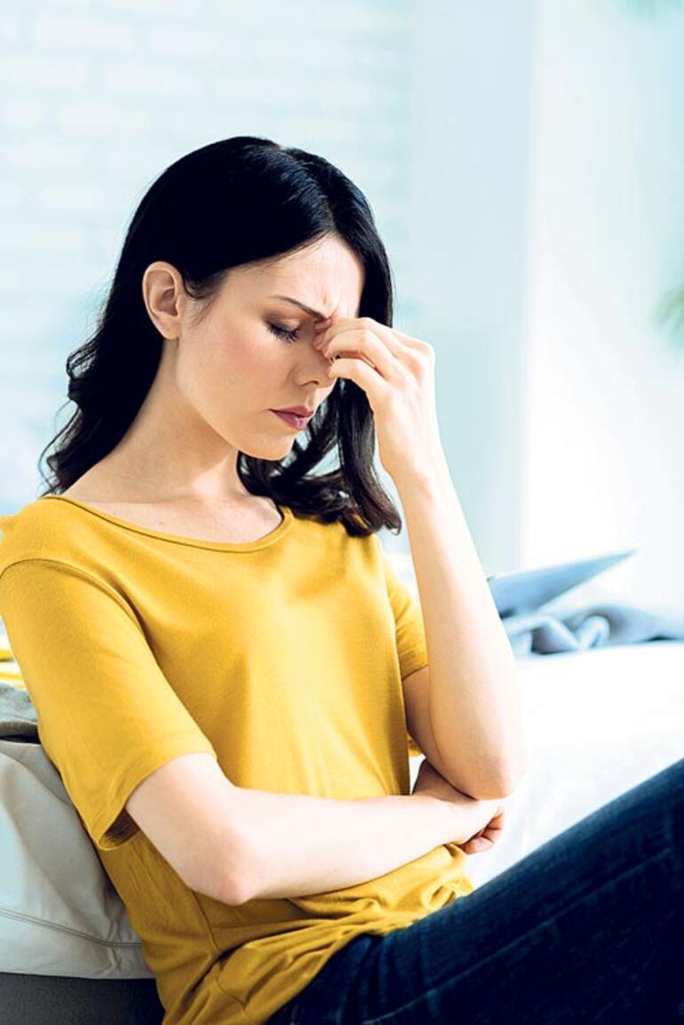 Başınızı ağrıtan sebepler neler