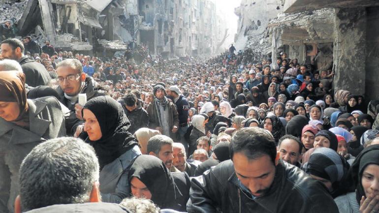 Suriye'de rejim değil ülke çöktü