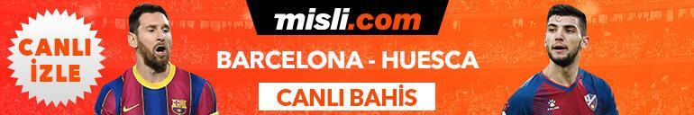 Barcelona - Huesca maçı Tek Maç ve Canlı Bahis seçenekleriyle Misli.com'da