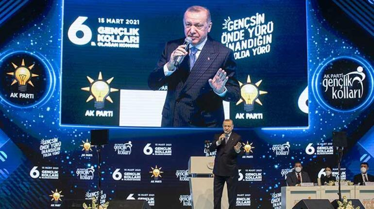 Son Dakika Haberi: Cumhurbaşkanı Erdoğandan sert tepki: Korkaksın, bitiksin