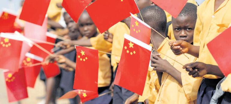 Çin ve dünya deniz ticareti