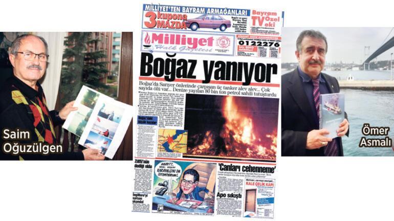 İstanbul'a kâbus yaşatan tanker