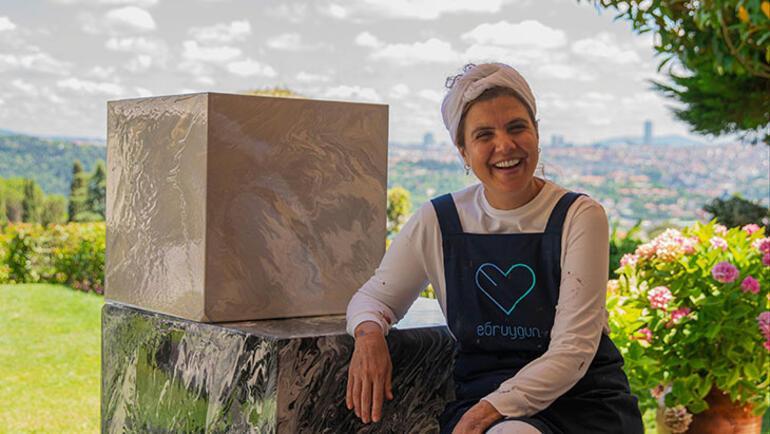 Ebru Uygun: Sanatın şifa verme gücü var