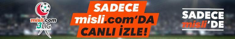 Misli.com 3. Lig Canlı Yayınları ve Canlı İddaa (17 Mart)