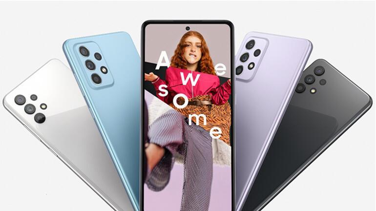 Samsung'un dikkat çeken yeni Galaxy A52 ve Galaxy A72 tanıtıldı! İşte özellikler - Teknoloji Haberleri - Milliyet