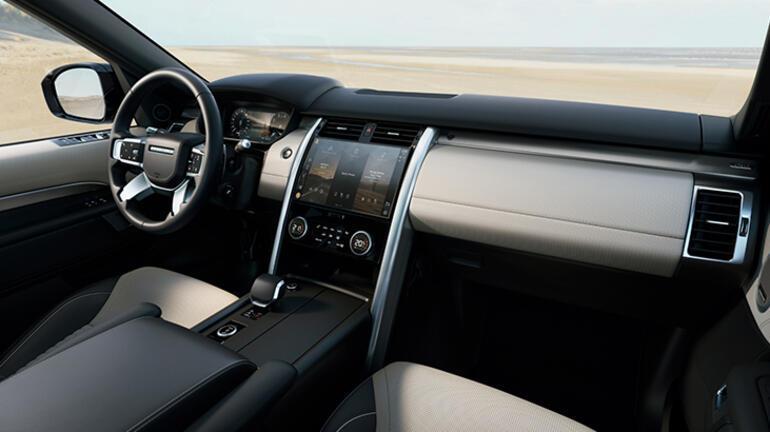 Yenilenen Land Rover Discovery Türkiyede