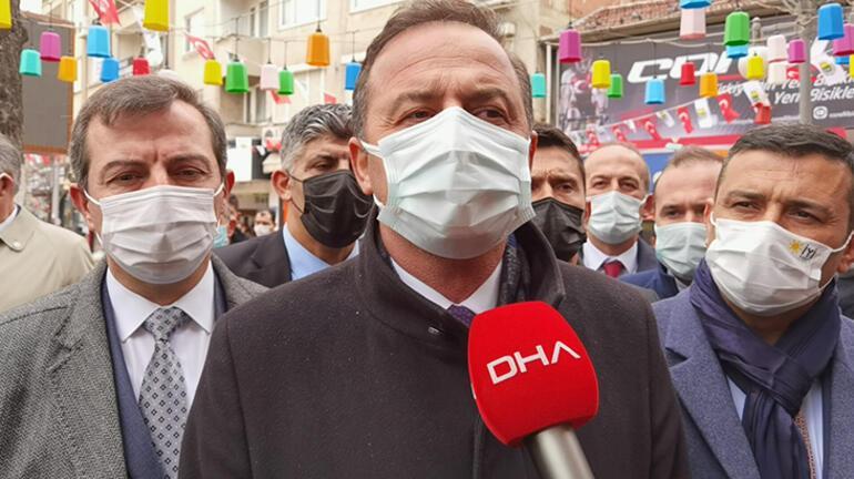 İYİ Parti Genel Başkan Yardımcısı Ağıralioğlu: HDP, PKKya savaş açmak zorundadır