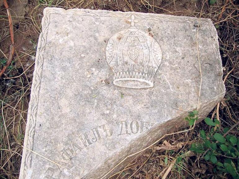 Son dakika: Kayıp mezar Edirnede ortaya çıktı Popov bulundu