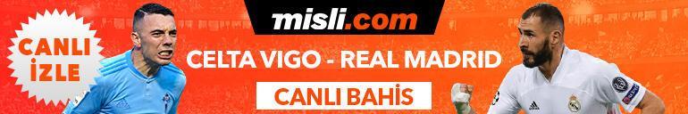 Celta Vigo - Real Madrid maçı Tek Maç ve Canlı Bahis seçenekleriyle Misli.com'da