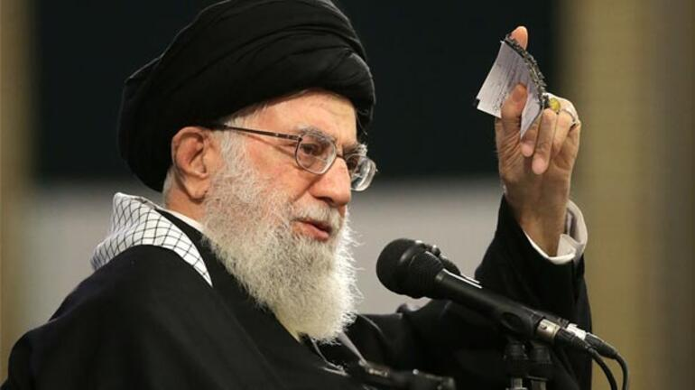 İran Lideri Hamaney: ABDnin uyguladığı ekonomik yaptırımlar cinayettir