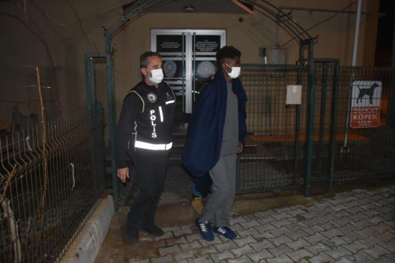 Yunanistan ölüme terk etti Ot yiyerek hayatta kaldı