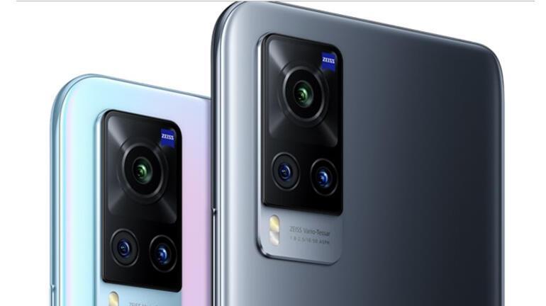 Vivo X60 ve X60 Pro serisi tanıtıldı: Telefonların özellikleri ve fiyatı