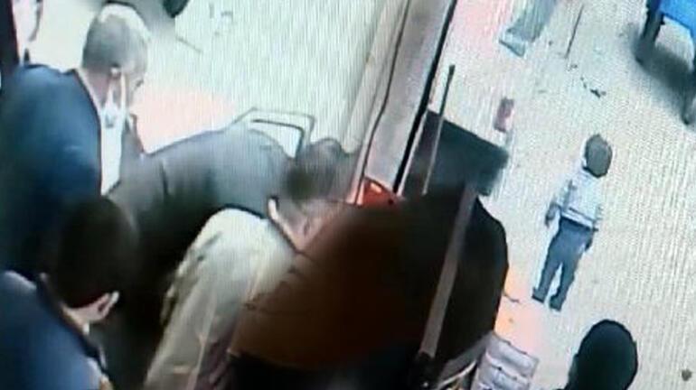 Otomobilin altında kalıp, sürüklenen minik İbrahimin burnu kanadı