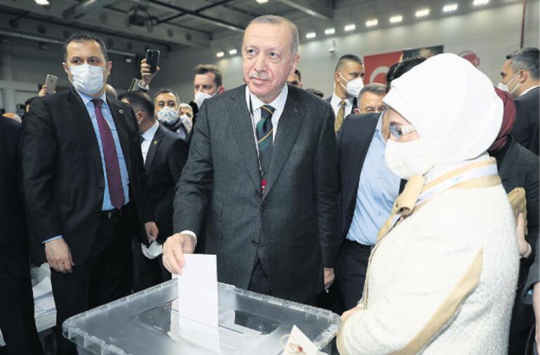 Erdoğan'dan 2023 manifestosu: Medeniyet nöbetini devralacağız