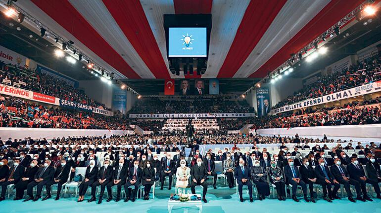AK Parti'nin 2023 kadroları seçildi