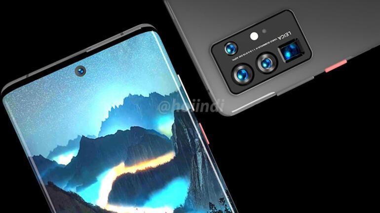 İlginç kamera kurulumuyla Huawei P50 Pro Plus göründü